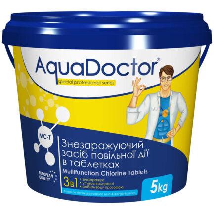 AquaDoctor MC-T хлор 3-в-1 длит. действия